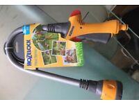 Brand New Hoselock Flexi Spray Gun - Quick Sale Price