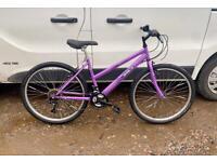 Ladies mountain bike 17'' frame 26'' wheels £60