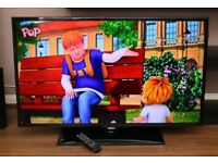 """FANTASTIC SAMSUNG 42"""" LED FULL HD TV, HDMIs, USB, built in FREEVIEW HD, remote ! FULLY WORKING !"""