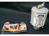LEGO Star Wars Droid Escape Set 7106 with instructions