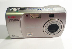 Olympus C310 digital camera