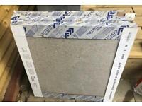 Mandarin Stone Kast Light Grey 600x600x100 Ceramic Tiles