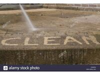 Powerful Jet Wash Cleaning of Outside aspects to your property