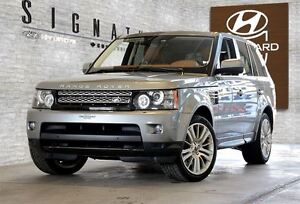 2012 Land Rover Range Rover Sport CUIR TOIT OUVRANT GPS MAGS