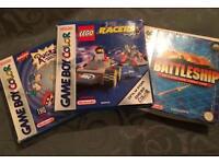 Original Gameboy color games