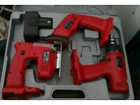 Cordless multi tool - no charger
