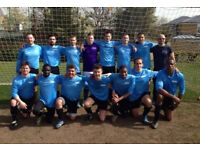 PLAYERS WANTED: Find 11 aside Sunday football team, play football in London : ref92hs