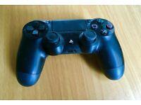 Sony PlayStation DualShock 4 Controller - Jet Black (PS4)