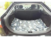 Ford Mondeo 2007-2014 Travall dog guard, boot liner, jumbo dog bed & car mats