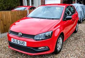 VW Polo 1.0, 32k, Full Service History, 12 Months Warranty, £20 Tax, 57 MPG, Excellent Example!