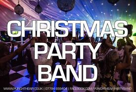 Christmas Party Live Band available to hire in 2016