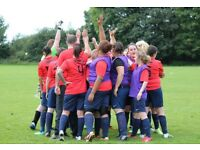 STOCKPORT LADIES TEAM LOOKING FOR NEW PLAYERS