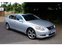 Top Spec 2005 Lexus GS300 SE-L - full Lexus service history, low tax, 2 prev owners