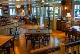 Busy Pub Brasserie currently recruiting experienced staff