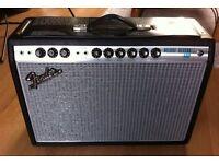 Fender 68 Custom Deluxe Reverb guitar amplifier