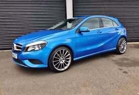 2014 MERCEDES A180 BLUEEFFICIENCY SPORT 5 DOOR NOT GOLF LEON ASTRA CIVIC FOCUS 120D BMW AUDI A3 A4