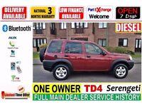 Land Rover Freelander 2.0 TD4 Serengeti 5 door, diesel, **MINT CONDITION** !DISCOVERY, RANGE ROVER