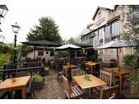 Chef de Partie required in vibrant riverside pub/restaurant