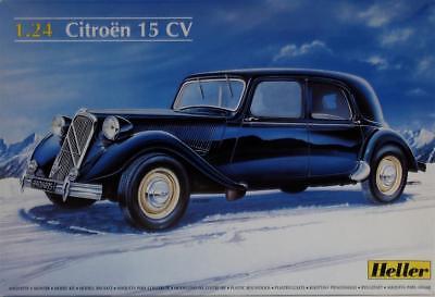 Heller 1/24 Citroen 15 CV # 80763