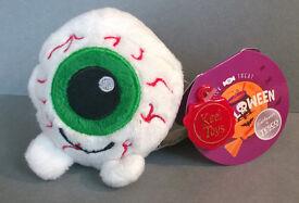 halloween trick or treat plush toys
