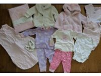 Baby Girl Clothes Bundle, 3-6 months