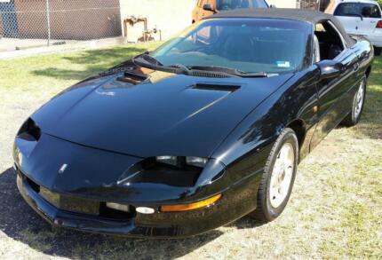 1995 Chevrolet Camaro Convertible swap/trade Mount Druitt Blacktown Area Preview