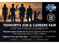 Tidworth Job & Careers Fair
