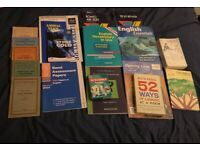 GCSE English language and literature £ 5 for all
