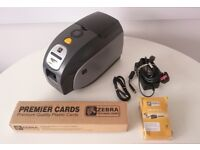 Zebra ZXP Series 3 Single Side Colour Plastic Card Printer