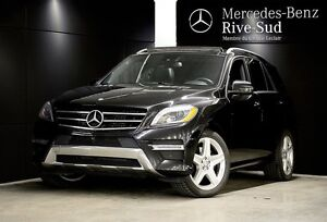 2014 Mercedes-Benz ML350 BlueTEC 4MATIC, Diesel, Xenon, Ensemble