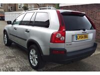 2004 VOLVO XC90 2.4 TD D5 SE Geartronic 5dr AUTO HISTORY AND WARRANTY ( sw17 7bw)