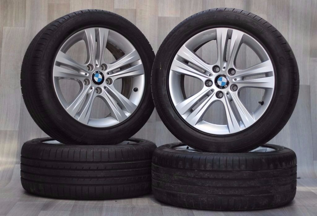 Sale Bmw 17 Inch F30 E90 E46 392 Style Alloys Wheels With Great Tyres In Banbridge