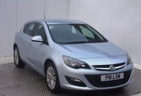 Vauxhall Astra EXCITE CDTI (silver) 2014-03-31