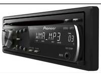 Pioneer DEN-1220MP 4 x 50 watts car cd/radio