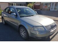 2004 54 Volkswagen Passat 1.9 TDI Highline 4dr Automatic DSG FSH FULLY LOADED
