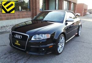 2008 Audi RS 4 Convertible with Navi Convertible with Navi