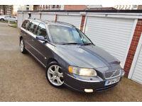 ** 2005 54 Volvo V70 2.4 D5 SE Manual Diesel **