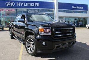 2015 GMC Sierra 1500 SLT FULLY LOADED, Navigation, Sunroof/Back
