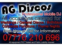 Mobile Disco. Perfect for any occasion
