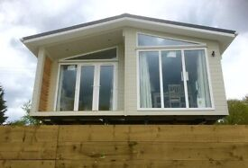 Holiday Home For Sale, Isle of Wight, Full Decking Included