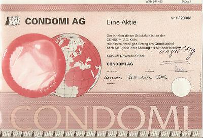 Condomi AG Aktie