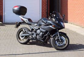 Yamaha XJ6 Diversion great condition with loads of extras