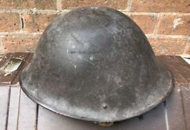 Old army helmet (offers)