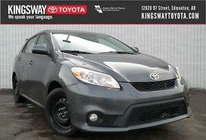 2011 Toyota Matrix S Manual