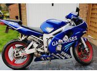 Yamaha, YZF, 2000, R6