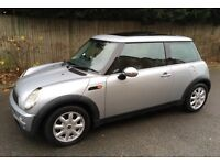 MINI COOPER PANORAMIC ELECTRIC SUNROOF FULL LEATHER TRIM AIR CONDITIONING SERVICE HISTORY MINI ONE