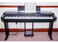 Yamaha Clavinova CVP 50 piano with 88 keys