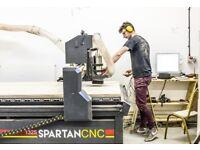 CNC Machine Hire