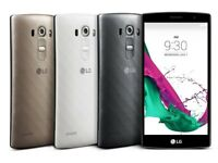 LG G4 32GB - 16.0MP LTE Android Cell Phone Various unlock sim free GRADED