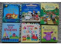 Book bundles for babies/toddlers